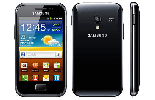Samsung Galaxy Ace Plus now available for pre-order