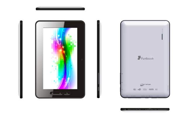 Micromax tablet to be available in retail market from next week