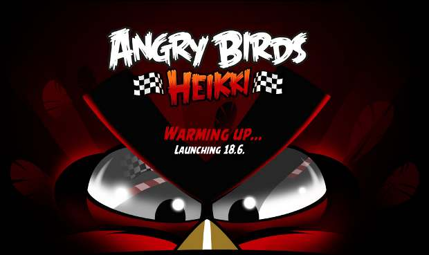 Angry Birds Heikki to release on June 18