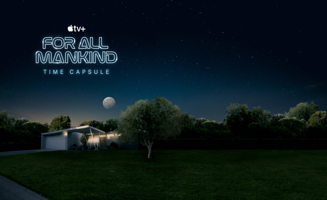 """Apple launches """"For All Mankind"""" Apple TV+ AR app"""
