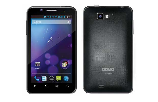 Domo launches 5.2 inch smartphone for Rs 8,900