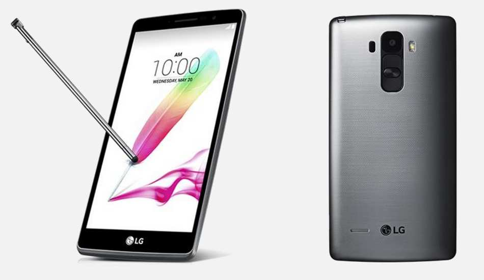 LG G4 Stylus 3G hits India for Rs 19,000