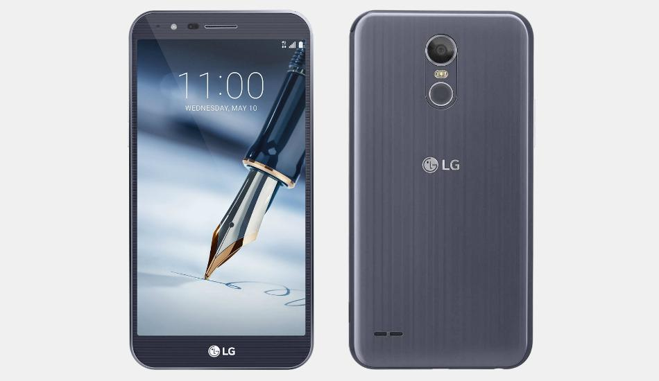 LG Stylo 3 Plus with 5.7-inch full HD display, Android Nougat launched