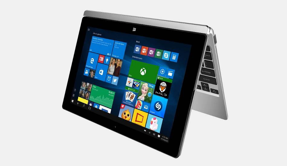 Lava Twinpad, a 2-in-1 tablet with Windows 10 OS launched at Rs 15,999