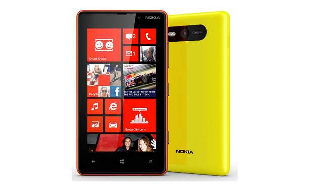 Nokia releases software update for Lumia 920, 820