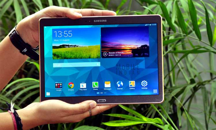Samsung Galaxy Tab S 8.4 Review - Worth Every Accolade