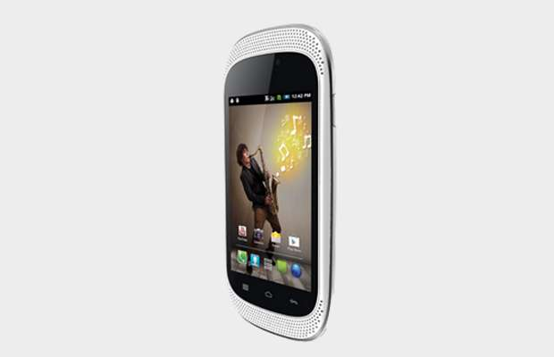 Spice Stellar Jazz music Andorid smartphone launched for Rs 4589
