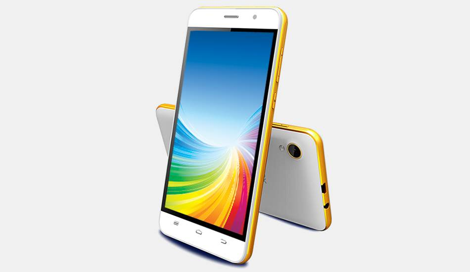 Intex Cloud 4G Smart with 5-inch display, Android Lollipop 5.1 OS launched at Rs 4,999