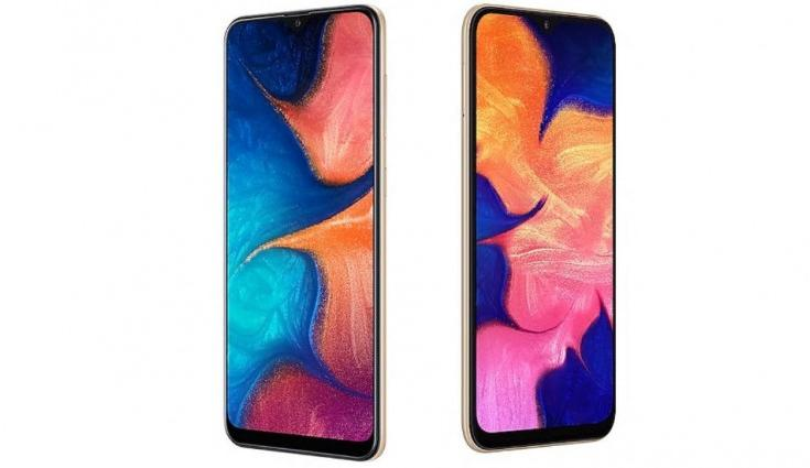 Samsung Galaxy A20 receives One UI 3.1 update in India