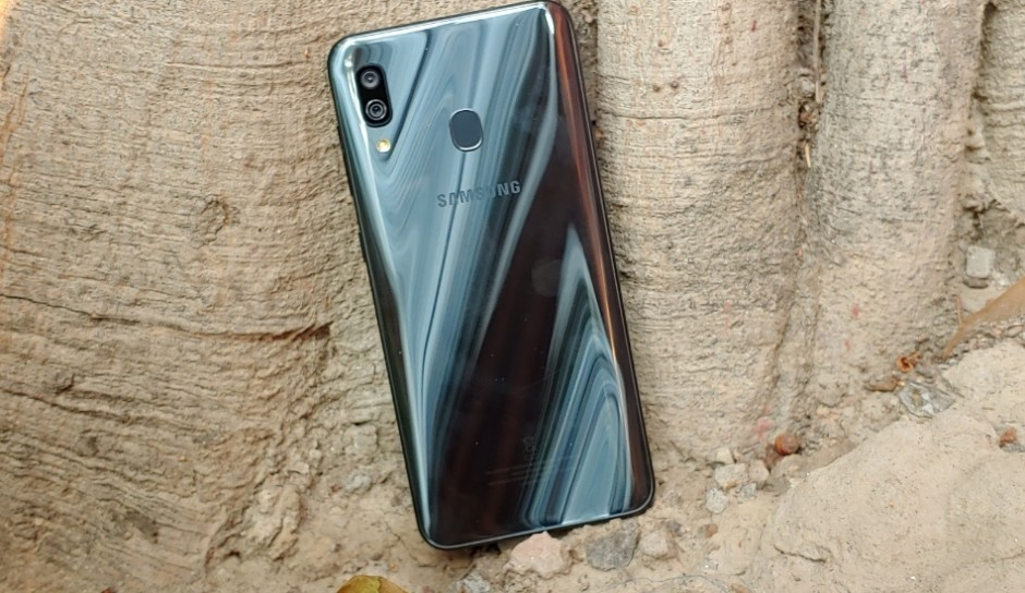 Samsung Galaxy A40 update brings Samsung Pay with July Android Security Patch