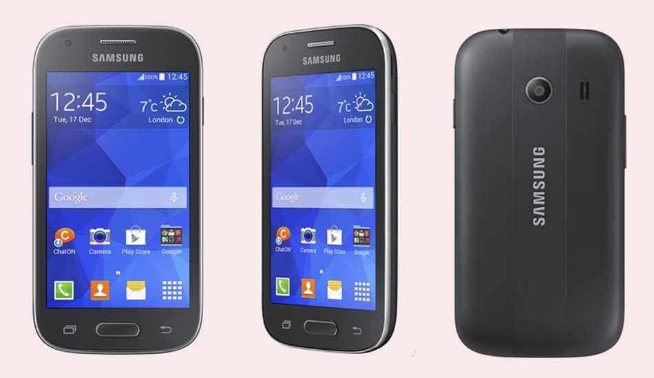Samsung Galaxy Ace Style unveiled with Android KitKat; may come to India too
