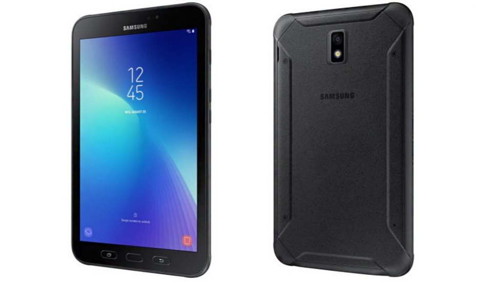 Samsung Galaxy Tab Active 2 launched with 8-inch display and rugged body