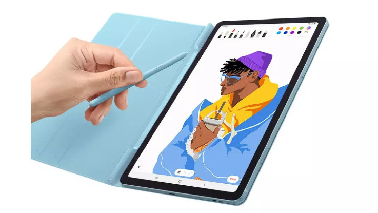 Samsung Galaxy Tab S6 Lite teased to launch in India soon