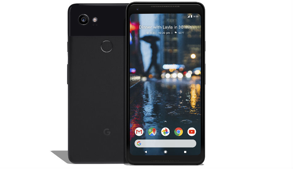 Google Pixel 2 buzzing sound issue to be fixed with an upcoming update