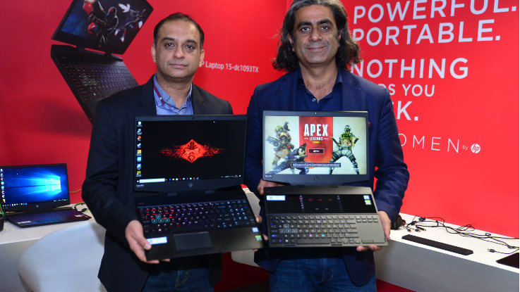 HP Omen X 2s dual-screen gaming laptop, Omen 15 and Pavilion Gaming 15 launched in India