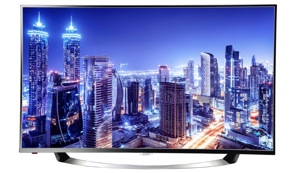 Intex launches 43-inch 4K Android TV For Rs 52,990