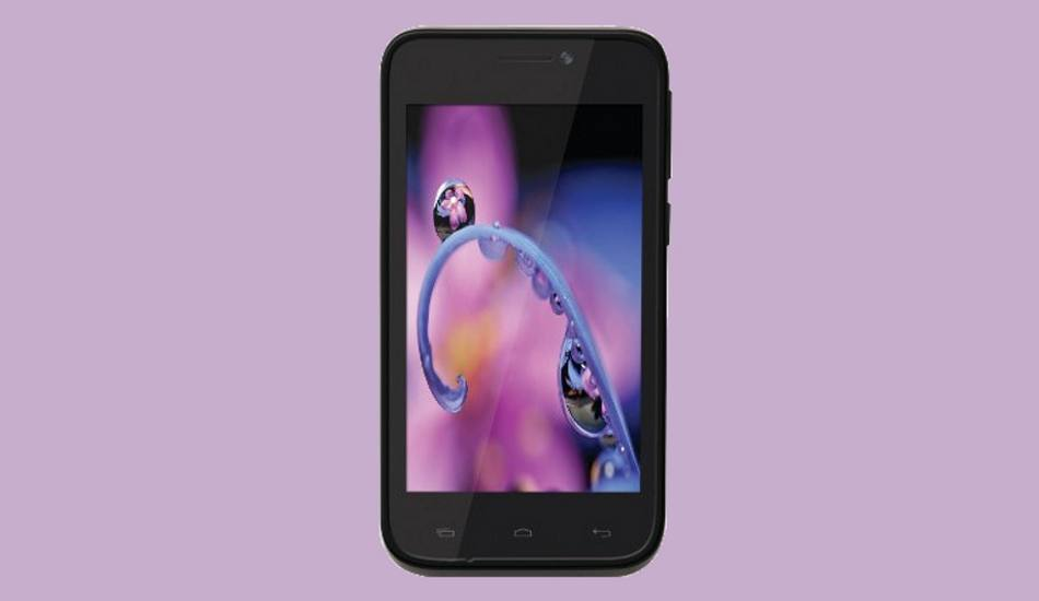 Lava Iris 408e quietly listed for Rs 3,829