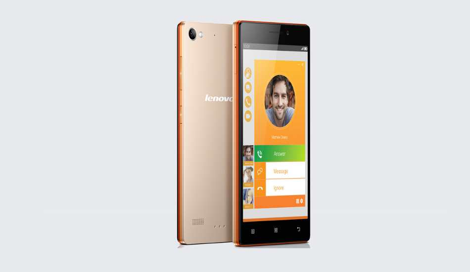 Lenovo Vibe X2: It has much more than simple layers