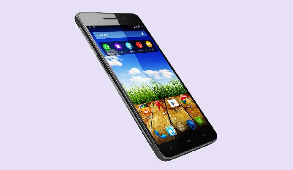 Launched: Micromax Canvas 4 Plus octa core smartphone at Rs 16,999