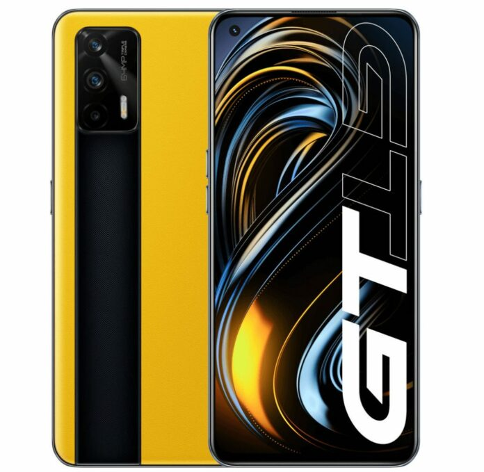 Realme GT 5G announced globally with 120Hz AMOLED display, Snapdragon 888, 64MP triple rear cameras