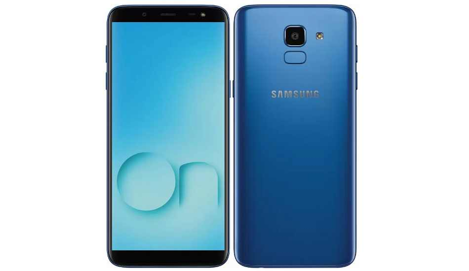 Samsung Galaxy J6, Galaxy On6 receiving Android 10 update with One UI 2.0 in India