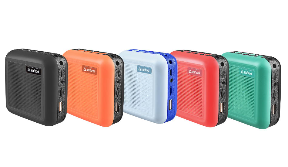 Stuffcool launches Theo portable True Wireless Stereo Bluetooth speaker for Rs 2099
