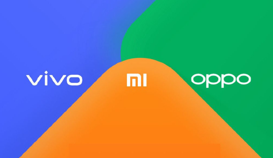Vivo, Oppo and Xiaomi join hands to create AirDrop-like wireless file transfer feature