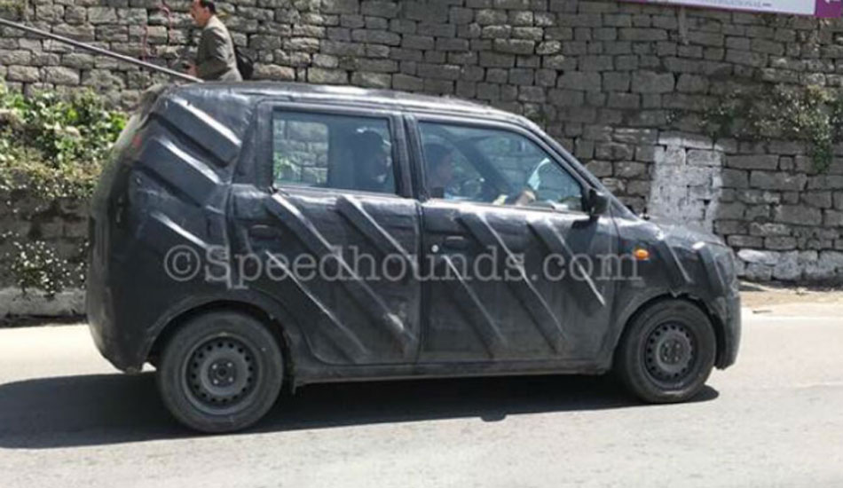 Is this going to be the new Maruti Suzuki Wagon R?