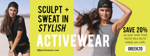 B-Fly Activewear
