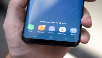 How to change the launcher on the Samsung Galaxy S8/S8+