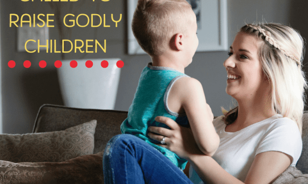 I Was Not Called to Raise Godly Children