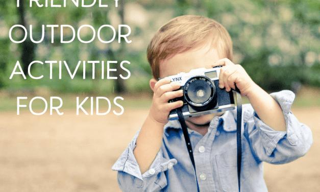 Sensory Friendly Outdoor Activities for Kids