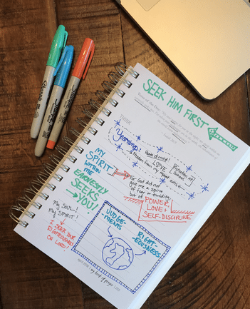 What does journaling do for YOU?