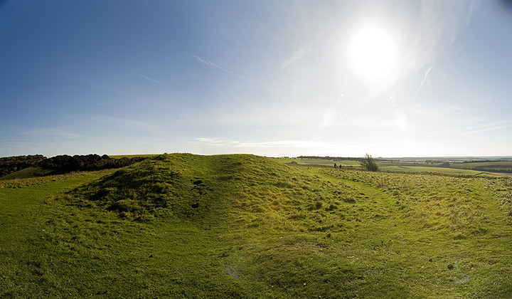 Image result for old winchester hill bronze age barrow