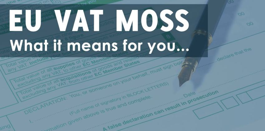 Five Links to Help Small Business Owners Understand Their EU VAT and MOSS Obligations