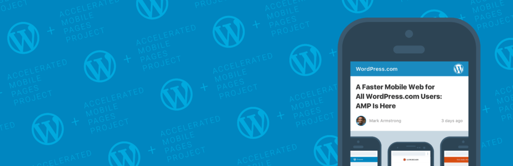 WordPress AMP Plugin Design