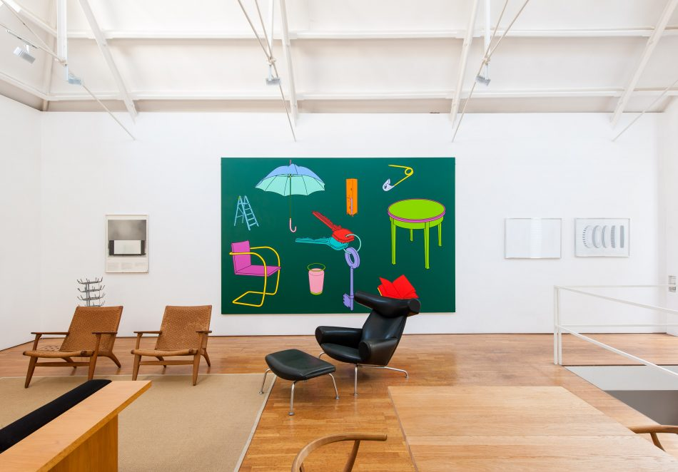 From The Archive Michael Craig Martin Studio Journal