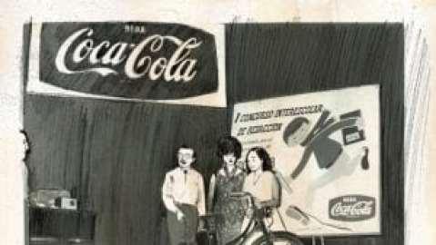 School Marketing Concurso escolar Cocacola desde 1960