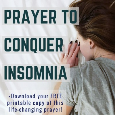Bible Verses to Help You Sleep