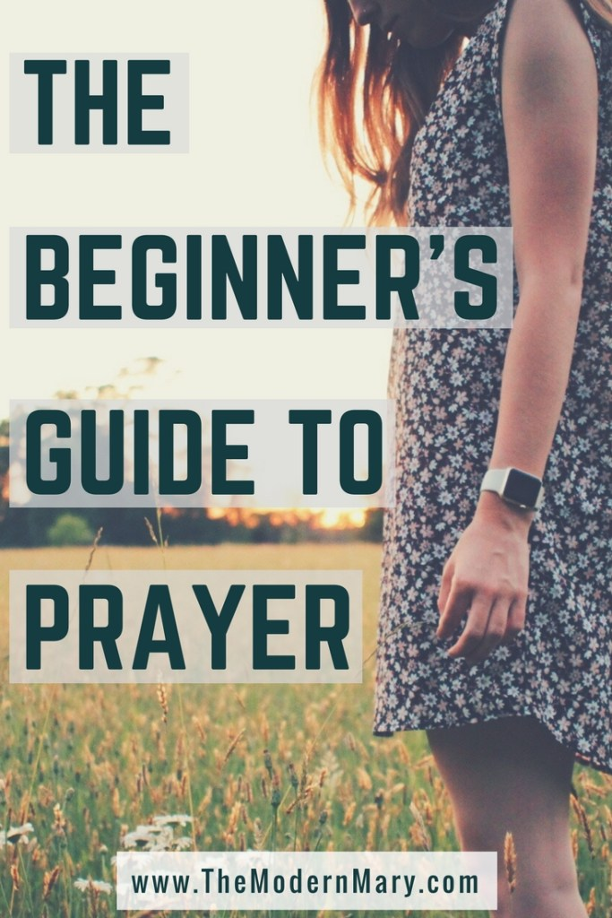 How to Pray: A beginner's guide #prayer #ChristianLife #NewBeliever