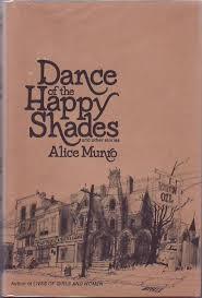 Alice Munro's first book