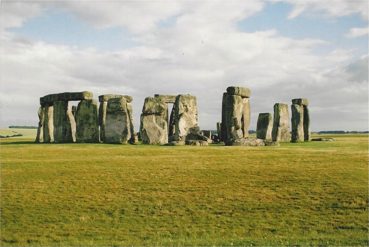 New Stonehenge