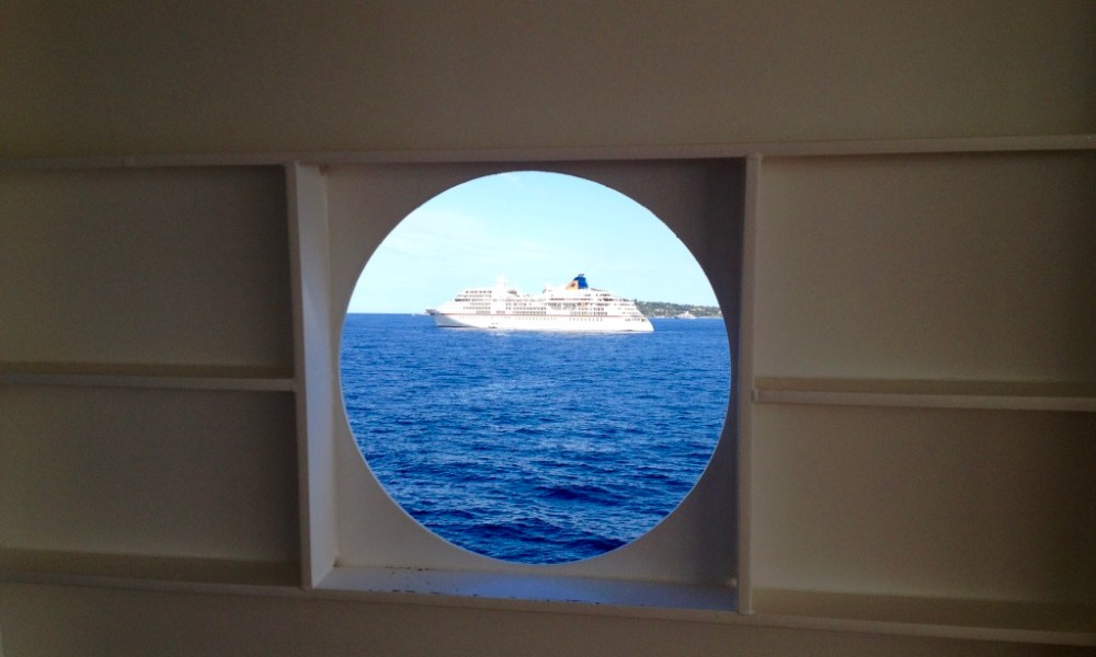 Notes from Home: On Cruising