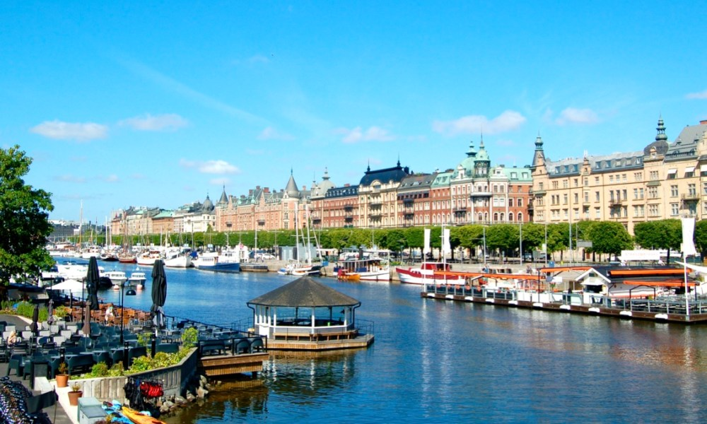 Sailing Into Stockholm: Connecting to My Roots