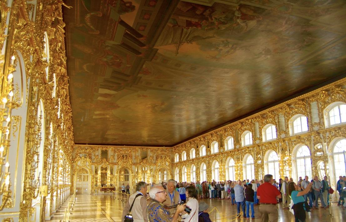 Catherine Palace Grand Hall