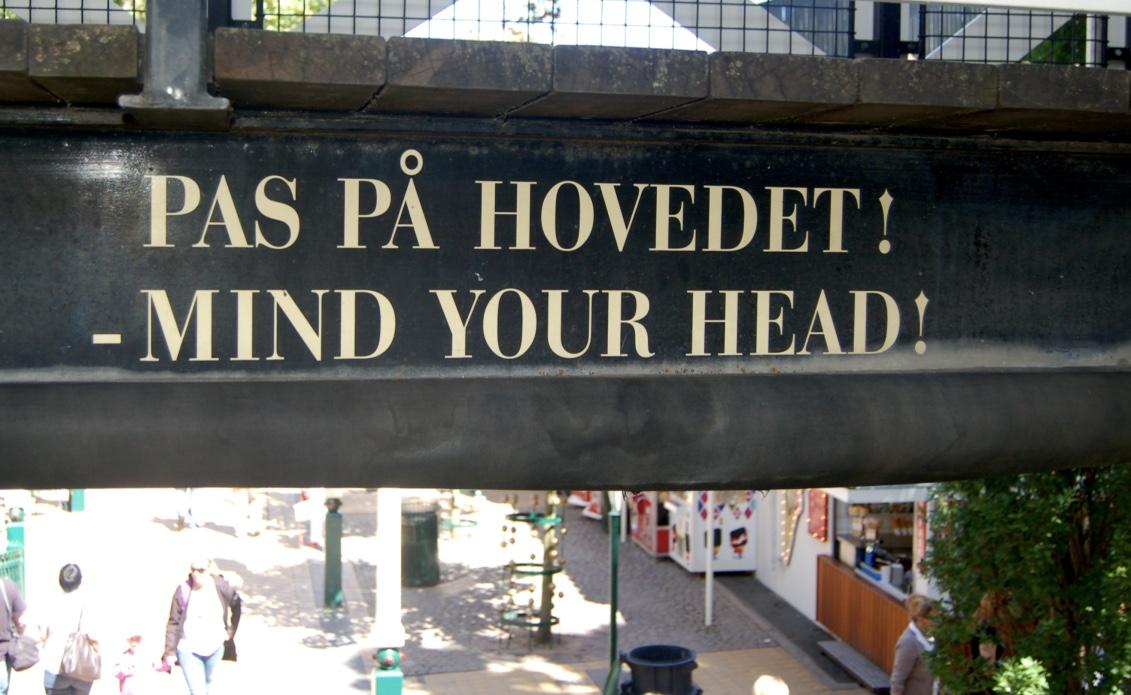 Tivoli Sign