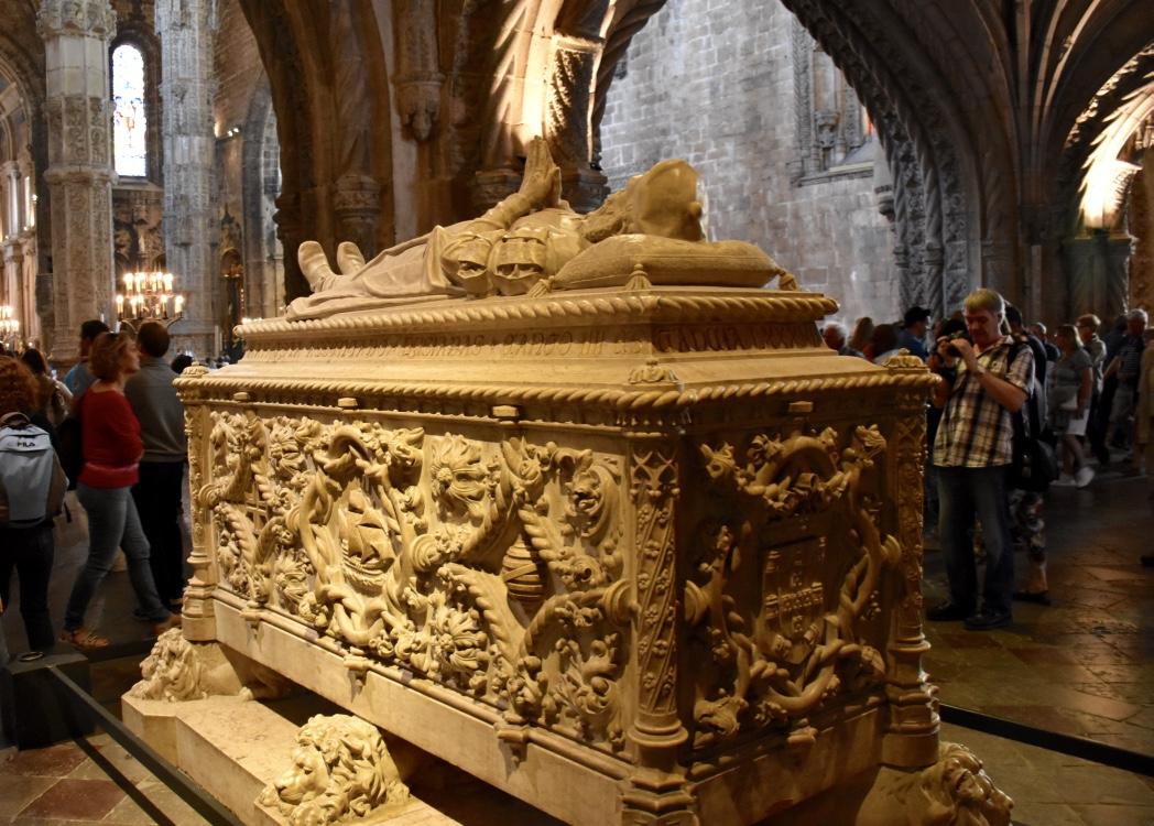 Church Tomb Alt