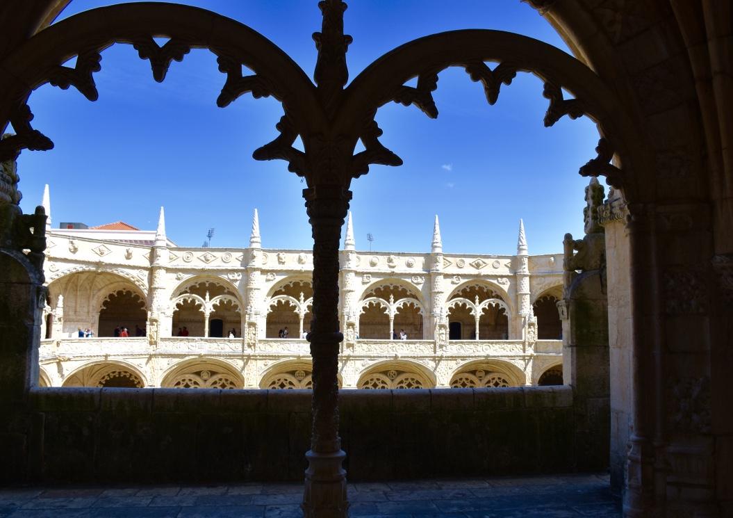 Monastery Cloister 4