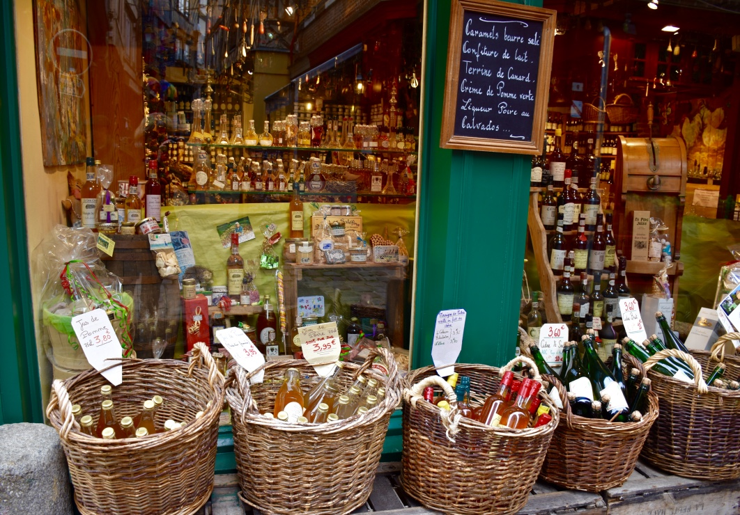 honfleur foods shop