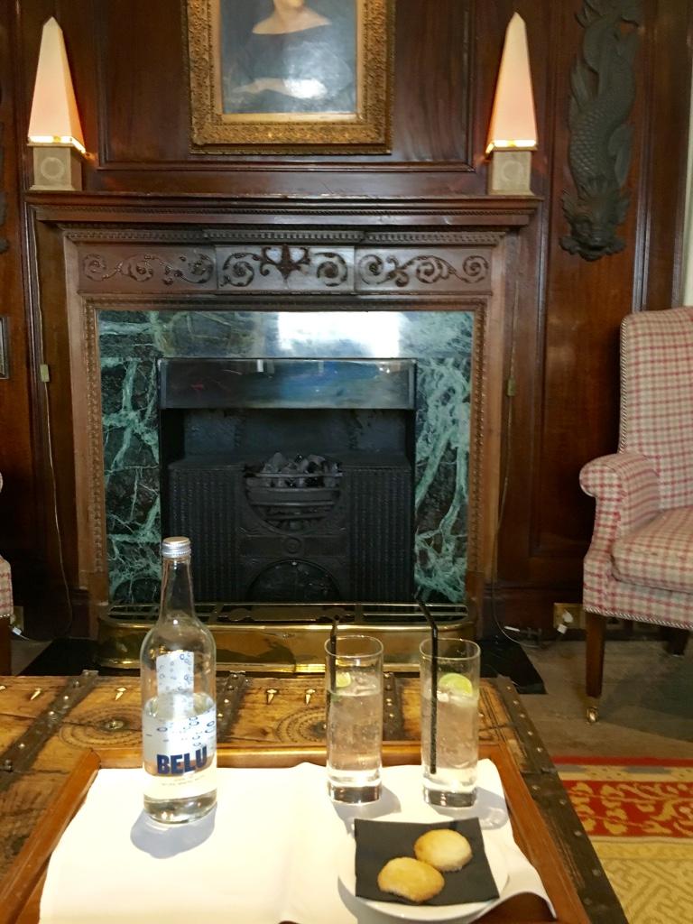 pelham hotel library london